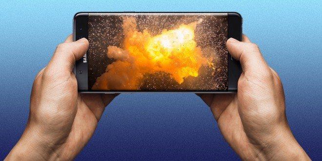 Samsung odmítá platit škody způsobené Galaxy Note7