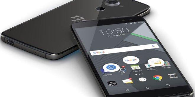 BlackBerry DTEK60: Nový vlajkový model odhalen, v ČR se objeví za týden
