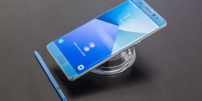 Galaxy Note7 dostane v Evropě posmrtnou aktualizaci: Omezí nabití baterie
