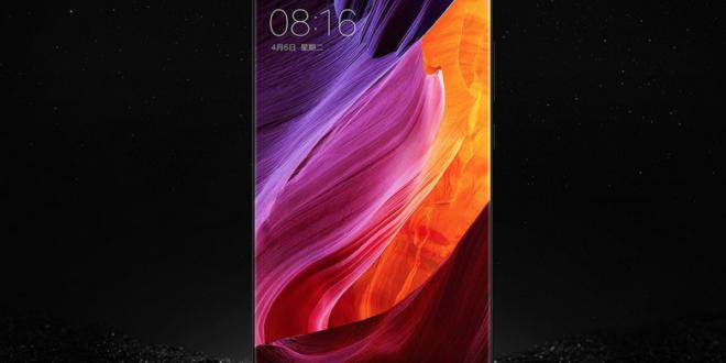 Xiaomi Mi MIX oficiálně: futuristické monstrum se špičkovou výbavou