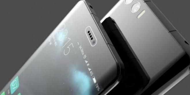 Xiaomi Mi Note 2 se blíží: Výrobce naznačuje dvakrát zahnutý displej