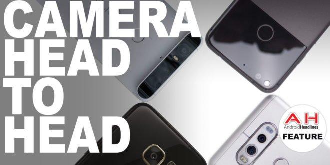 Pixel, Nexus 6P, Galaxy S7 edge a LG V20 v testu: Který fotí lépe? (video)