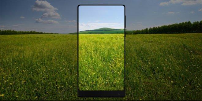 Srovnání velikostí: Bezrámečkové Xiaomi Mi MIX vs. ostatní vlajkové modely
