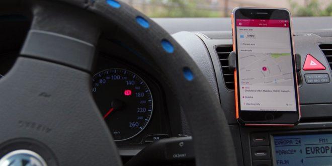 Soutěž: vyhrajte jednu z 10 sad T-Mobile Chytré auto