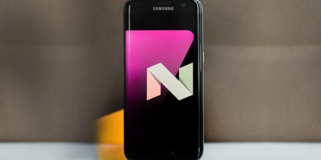 Samsung si pro majitele S7 (edge) přichystal překvapení. Nougat vypustí rovnou ve verzi 7.1.1