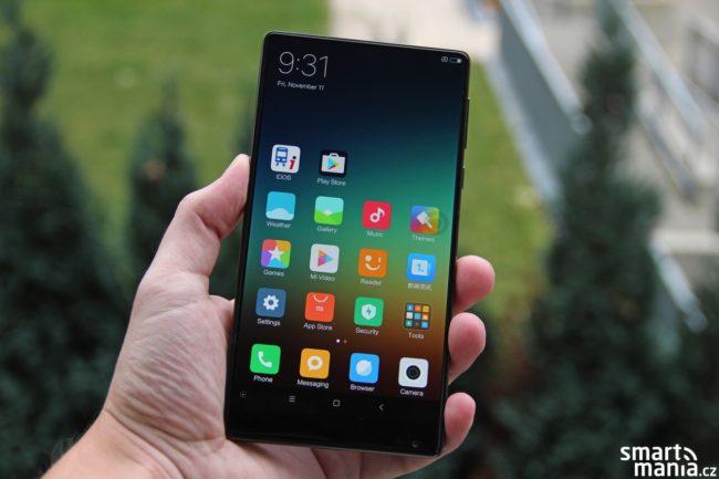 Dočká se Xiaomi Mi Mix menšího bratříčka? Máme jeho fotografie