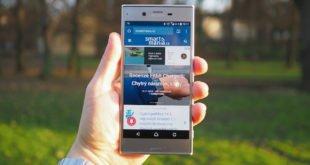 Recenze Sony Xperia XZ: spojení dvou světů