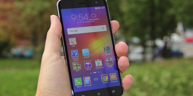 Asus ZenFone 3: dočasné zastavení aktualizace na Nougat