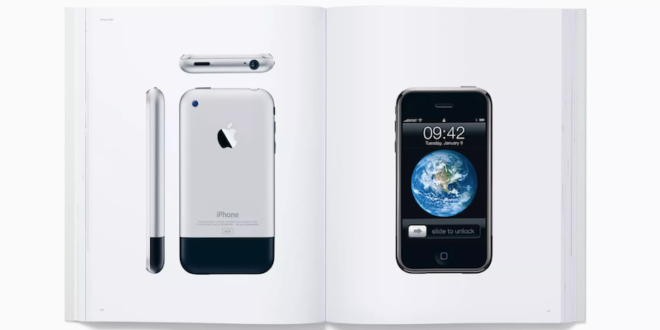 """Knížka """"Designed by Apple"""" přichází na český trh: připravte si balík peněz"""