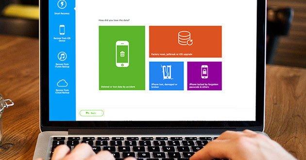 Nová verze MyFone D-Back 6.0 pro obnovu smazaných dat: rozdáváme 10 licencí zdarma