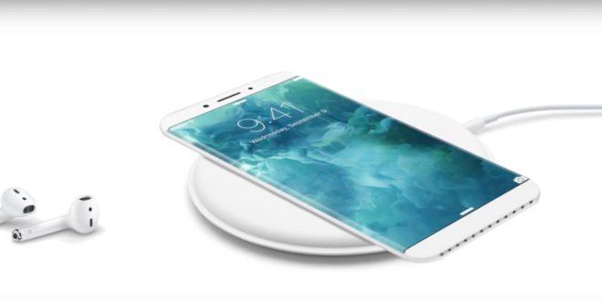 iPhone 8 má lákat na bezdrátové nabíjení. A možná bude revoluční