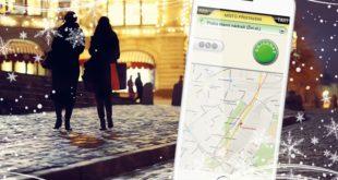 Mobilní aplikace AAA Taxi pro nejrychlejší objednávku vozu