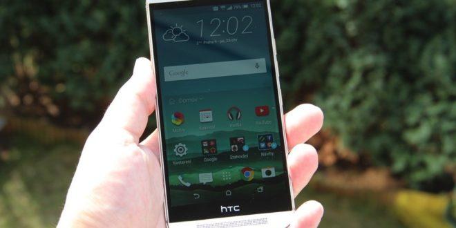 HTC se saktualizacemi nefláká: rok a půl starý model One M9 dostává Android 7.0