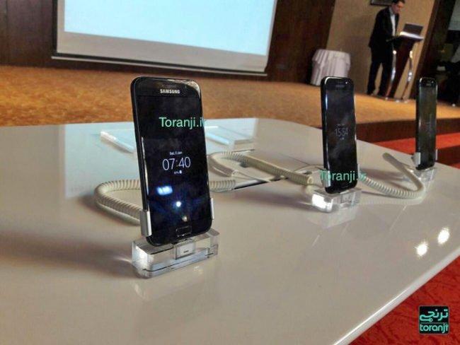 Galaxy A3, A5 a A7 v edici pro rok 2017