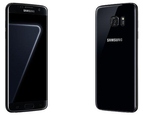 Black Pearl verze Galaxy S7 edge se 128GB pamětí se v ČR neobjeví