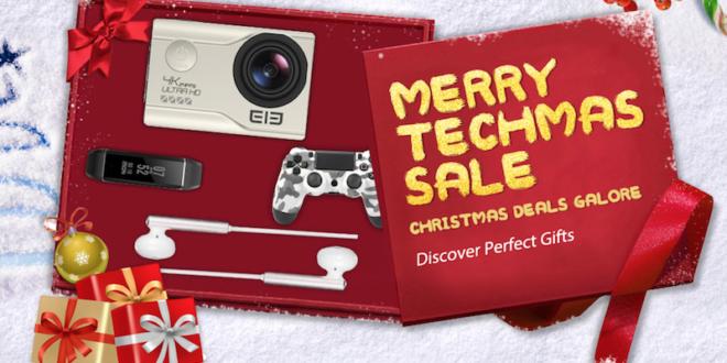 Vánoční slevy na GearBest.com: nejen chytré hodinky za lákavé ceny