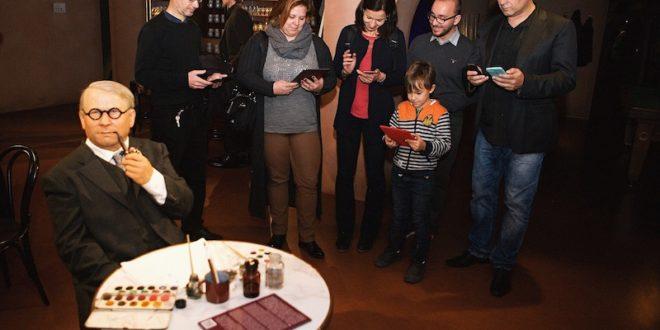 Muzeum voskových figurín v Praze má novou mobilní aplikaci. Co všechno umí?