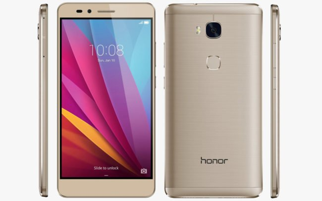 huawei-honor-5x-gold-official