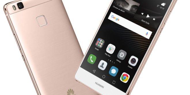 Huawei P9 Lite ve variantě Rose Gold se začal prodávat v ČR