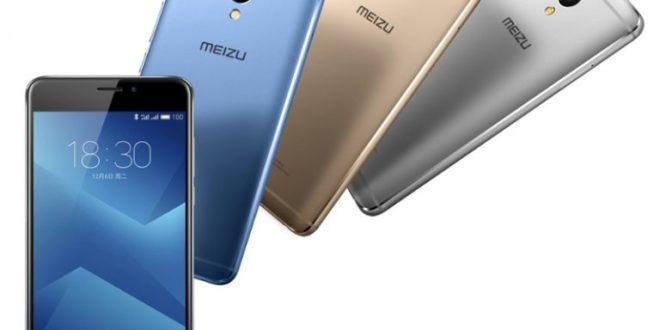 Meizu po týdnu odhaluje další novinky: kovový tabletofon M5 Note a fitness náramek Band