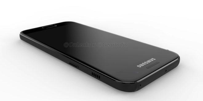 Samsungu Galaxy A3 (2017) na neoficiálních renderech: Prémiový vzhled, slabší parametry