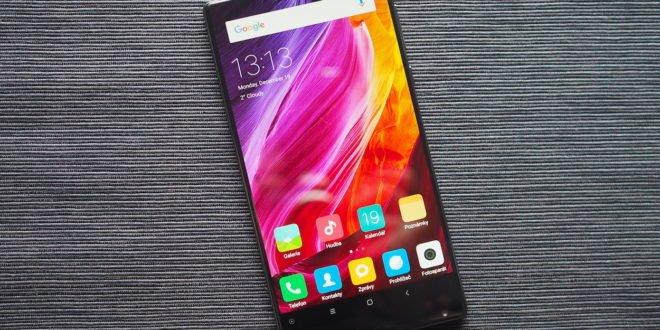 Xiaomi Mi Mix Evo: pod taktovkou Snapdragonu 835 a s menším displejem