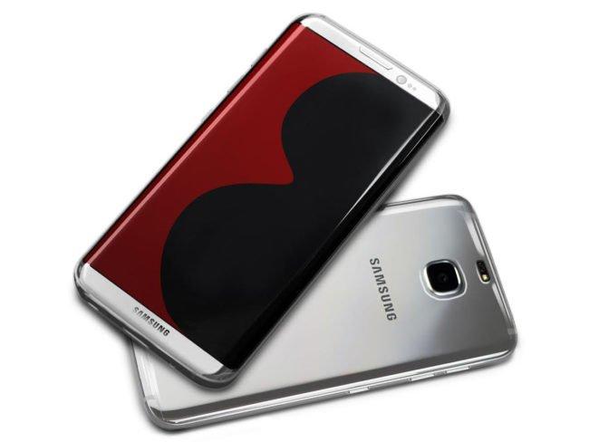 Takto by měl vypadat Samsung Galaxy S8
