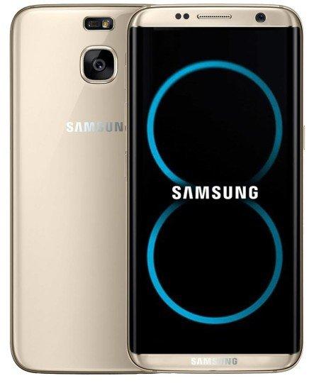 Ilustrační obrázek: takto by mohl vypadat Galaxy S8