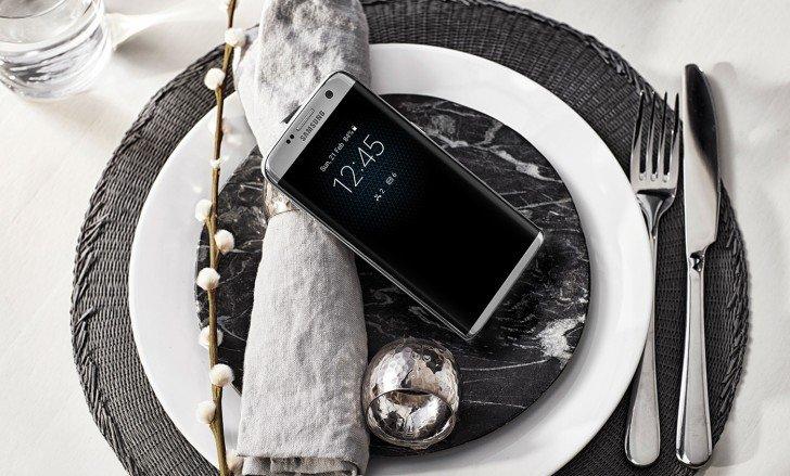 I takto by mohl vypadat Galaxy S8 (neoficiální obrázek)