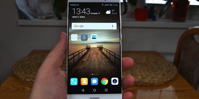 Huawei Mate 9 přistižen sAndroidem Oreo, update by mohl přijít ještě letos