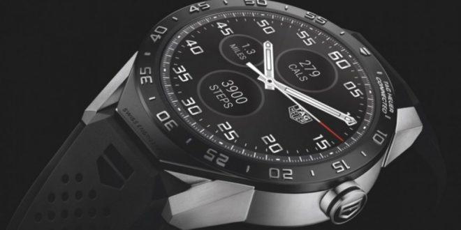 Tag Heuer chystá elegantní chytré hodinky s Android Wear 2.0