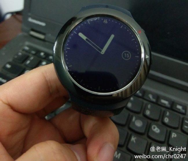 Hodinky HTC s Android Wear na prvních fotkách  chystaný nebo zrušený  projekt  1572112adab