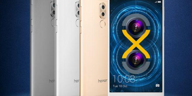 Elegantní Honor 6X: známe cenu i datum uvedení na český trh