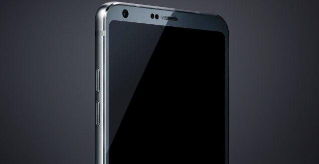 LG G6 na prvním detailním renderu: kovové tělo a tenké rámečky
