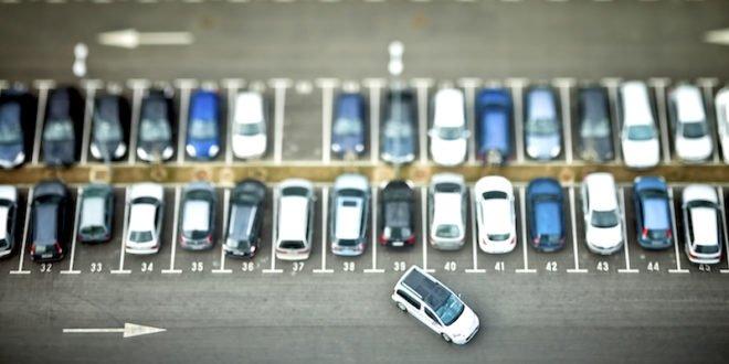 Parkování v Praze: Nová aplikace, se kterou snadno najdete místo pro své auto