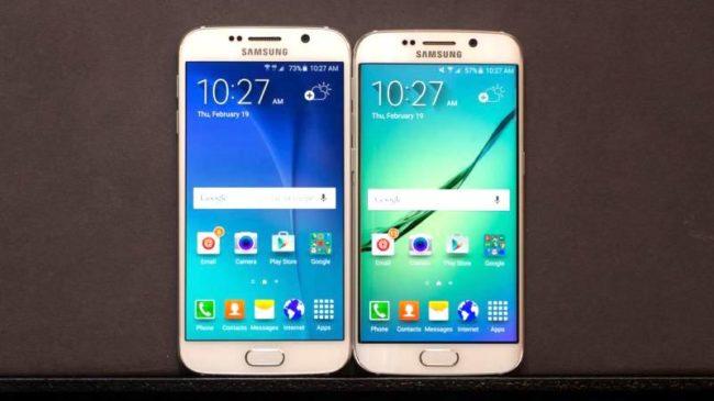 Galaxy S5 & Galaxy S6