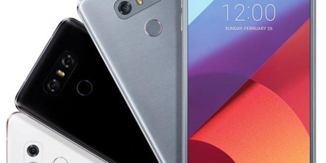 LG G6 mohl mít zakřivený displej: proč jej výrobce nakonec nepoužil?