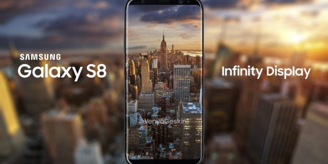 Oficiálně: Samsung Galaxy S8 bude představen 29. března