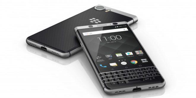 MWC 2017: Podívejte se snámi na oficiální představení BlackBerry KEYone živě