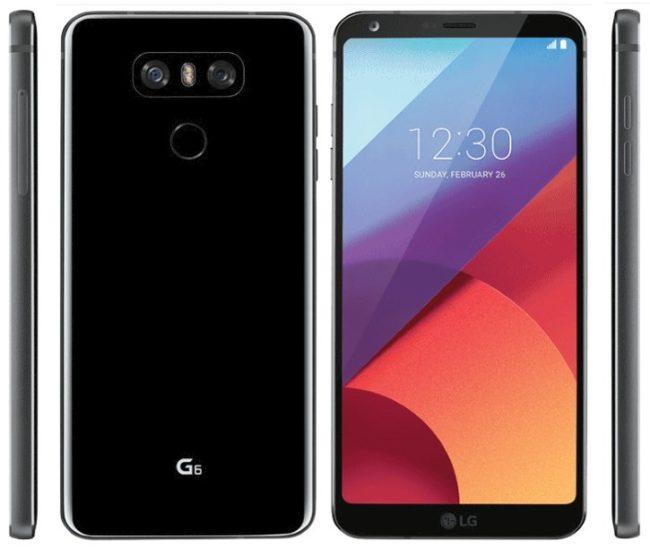 Takto bude LG G6 vypadat