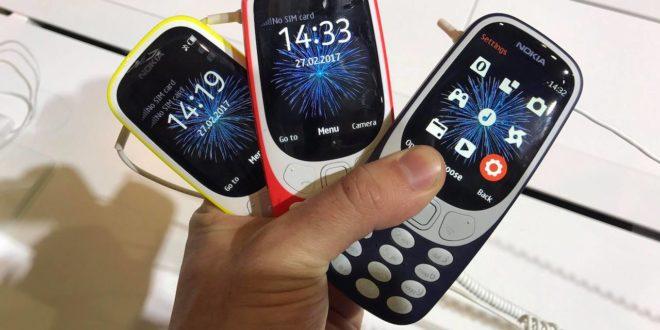 Nokia 3310: vyzkoušeli jsme nástupce legendy (videopohled)