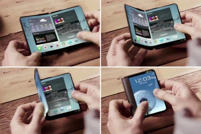 samsung-launching-foldable-smartphones
