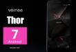 Vernee Thor dostává aktualizaci na Android 7.0 Nougat