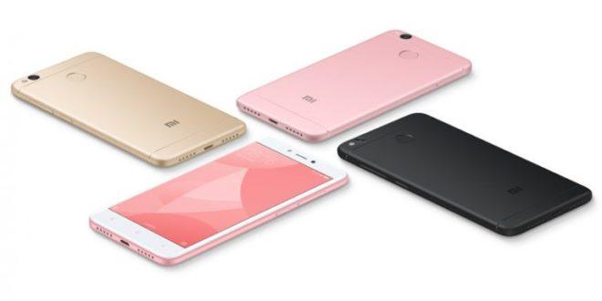 Xiaomi Redmi 4X oficiálně: kovový elegán snízkou cenou a velkou výdrží