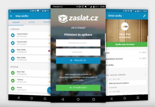 zaslatcz_aplikace