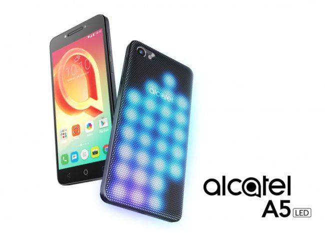 alcatel-a5-led