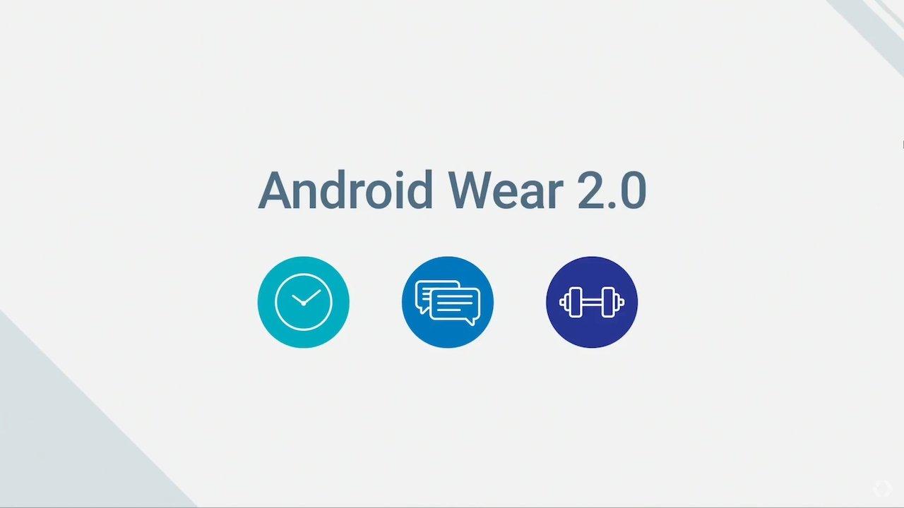 Android Wear 2.0  menší závislost na smartphonu f586afe63a5