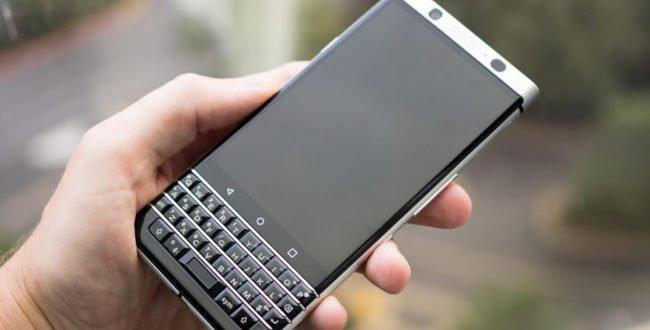 BlackBerry KEYone oficiálně: hardwarové klávesnice ještě nevymřely