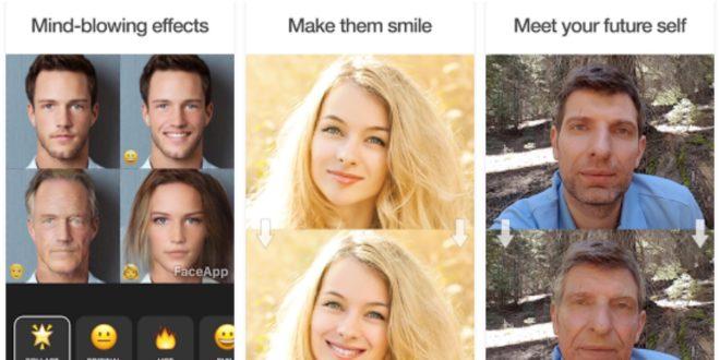 FaceApp vás změní: nechte umělou inteligenci pracovat s vaší tváří (recenze)