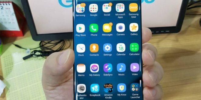 Galaxy S8 znovu na scéně. Prohlédněte si jej na dosud nejlepších snímcích